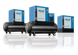 Skrutkové kompresory ALUP SCK maxi