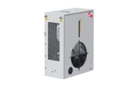 Priemyselný vzduchový chladič CHR