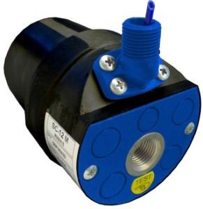 Plavákový odvádzač kondenzátu