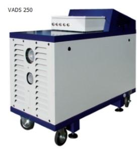 Skrutková výveva Becker VADS 250