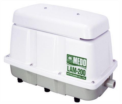 Piestikové dúchadlo NITTO LAM-200