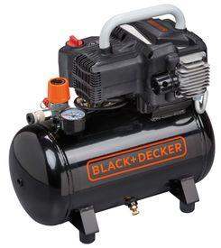 BLACK & DECKER Piestový kompresor BD 195/12-NK